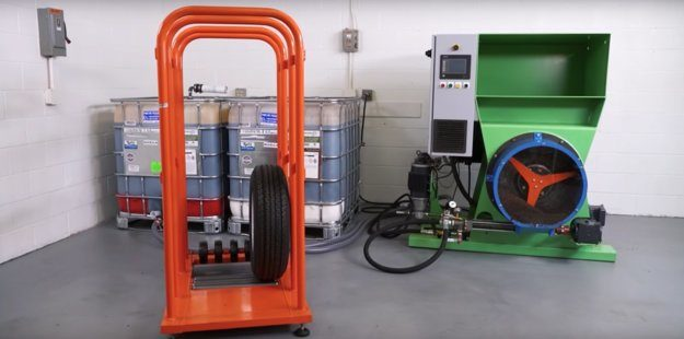 AutoFil Recycler System Training Image